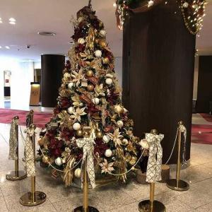 ANAクラウンプラザホテル新潟でランチ
