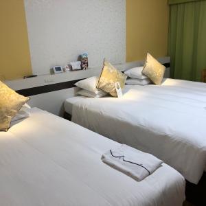 オリエンタルホテル東京ベイに宿泊しました。