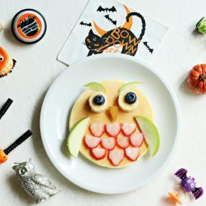 子どもと作る♪ハロウィンパンケーキ