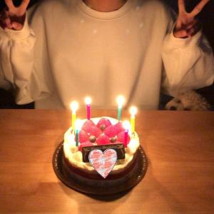 MIクリエイト12周年♪&次女誕生日(*'▽')