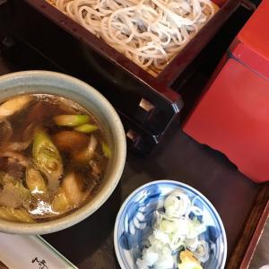 美味しいお蕎麦(壬生町)
