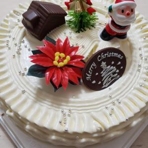 Xmasだぁ~♪ケーキだぁ~♪
