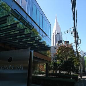 東京税理士会館にて