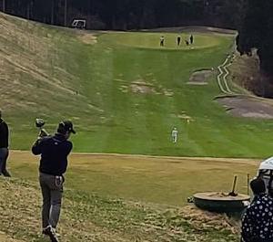 ゴルフが熱い!