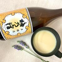 番外編・梅乃宿本醸造「牛乳卵酒」