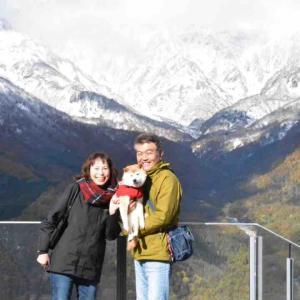 長野キャンピングカーの旅2020秋⑦ 岩岳テラス