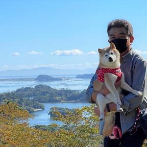 かぼちゃんの2021年秋の東北旅行⑭ 西行戻しの松公園でのエピソード
