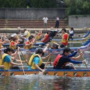 芦屋ドラゴンボート大会