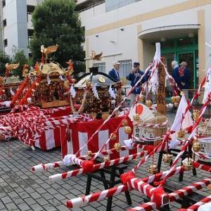 芦屋東南会秋祭り