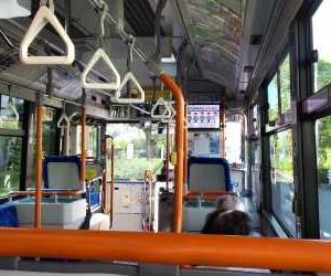 阪急バスでJR芦屋駅まで乗車 ほっこりした出来事2つ