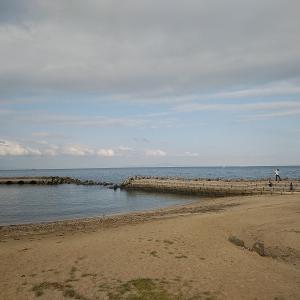 淡路島へキス釣りに行ってきました。