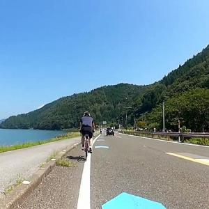 ビワイチに行ってきました。琵琶湖大橋から北側を一周。