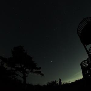 4連休中は奈良県での星空撮影のみ。