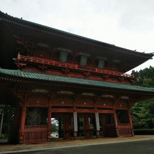 先週に続いて和歌山をライドしてきました。今回は高野山。