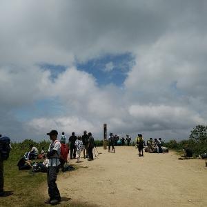 今週は梅雨の合間に六甲山へ再び登ってきました。
