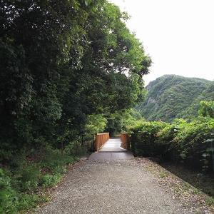 今日はJR福知山線廃線跡のハイキングコース。