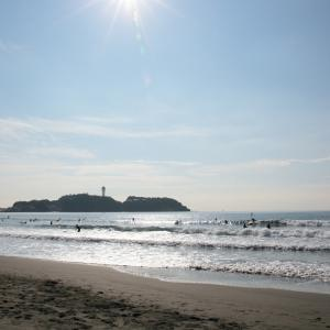 「新春の鵠沼海岸を撮る」レッスン開催しました。