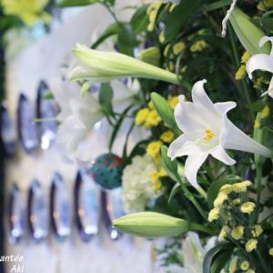 何度も確認した「やっぱり花と器が好き」だった