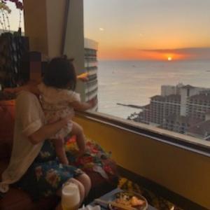 2019 3世代ハワイ旅行記③シェラトンワイキキ クラブラウンジ