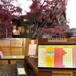 熊本県 山鹿温泉 滑れない滑り台…【露天湯 椛】