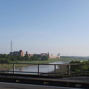 入間川大橋から