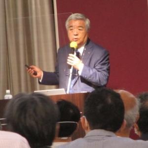 神奈川県中小企業診断士理論研修会にて社長講演を行いました