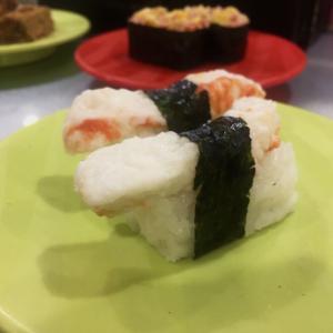 Shuiwen vegetarian Kaiten-sushi 水問廻轉蔬食園(台北)