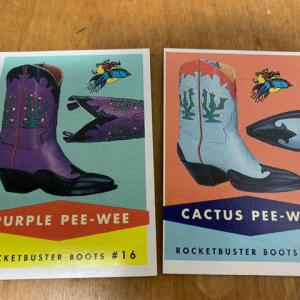 """""""CACTUS PEE-WEE""""ROCKETBUSTER BOOTS"""