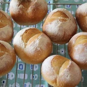 ほったからしプチパンを作りました