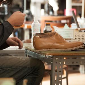 我が学び舎・西成製靴塾