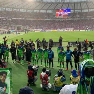 FC東京vs湘南@味の素スタジアム(参戦)