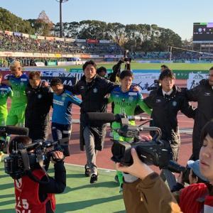 湘南vs徳島@ShonanBMWスタジアム平塚(参戦)