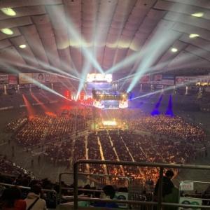 WRESTLE KINGDOM 14 in 東京ドーム(1日目)