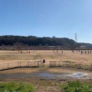 HOMIES FCvsFCリオレウス@大庭スポーツ広場球技場(参戦)