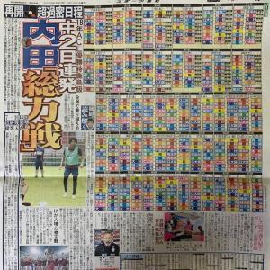 Jリーグ日程発表