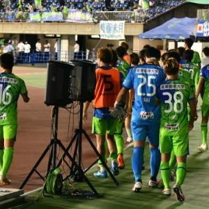 湘南vs清水@ShonanBMWスタジアム平塚(参戦)