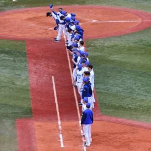 横浜DeNAvs阪神8回戦@横浜スタジアム(観戦)