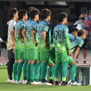 FC東京戦こぼれ
