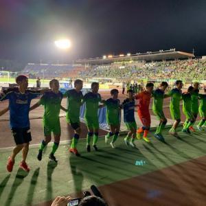 湘南vs鹿島@ShonanBMWスタジアム平塚(参戦)