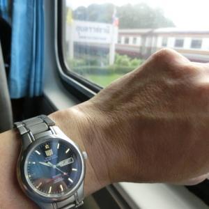 タイ国鉄の旅・遅延対策ガイド