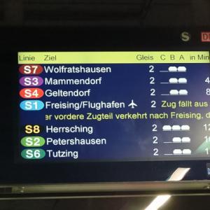 ドイツ国鉄とのタタカイ