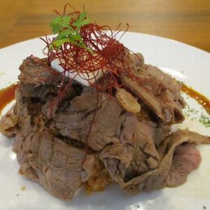 肉巻きオムレツ~8月1日オープン「焼肉 牛秀 YAKINIKU GYUHIDE 」