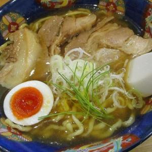 手揉み醤油らーめん~10月30日オープン「麺FACTORY JAWS 2nd」