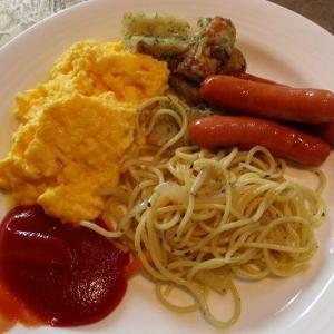 朝食バイキング 「アーバンホテル京都二条プレミアム」