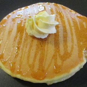 400円 モーニングホットケーキ「喫茶&グリル ミカド」魅惑のパンケーキ1556