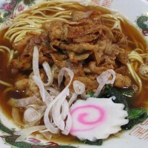 湯浅生一本肉もり醤油ラーメン 「麺屋 ひしお 本店」
