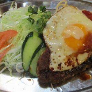 550円ハンバーグ定食~今月で閉店「キッチン カロリー」
