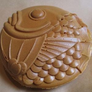 フォトジェニックな丸い たい焼き「あまいろ コーヒーとたい焼き」まるきん製菓