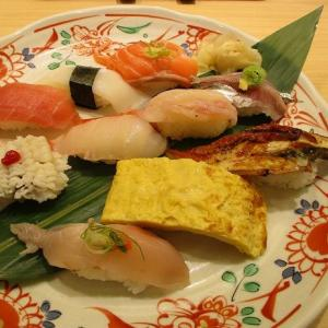 ホテルで780円寿司ランチ~7月23日オープン 「本家さんきゅう ホテルエミオン京都店」