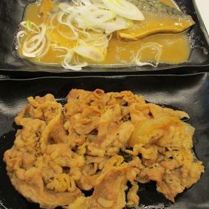 牛皿・鯖みそ定食「吉野家」